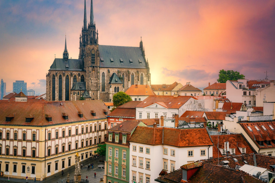 Brno, Tsjechië - iStock