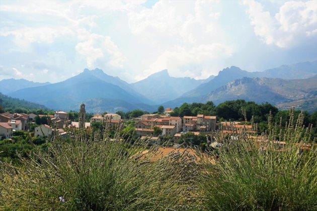 Calacuccia bij de Monte Cinto