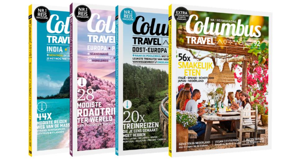 Columbus edities
