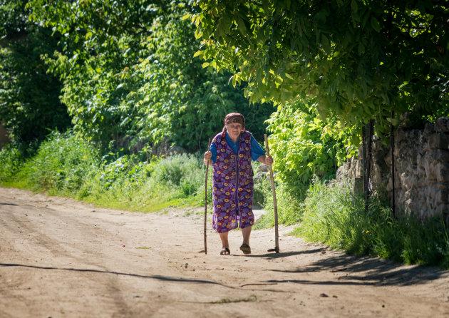 Gelukkig in Moldavië