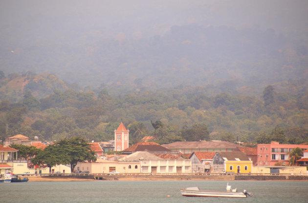 Sao Tomé, wandelend verkennen