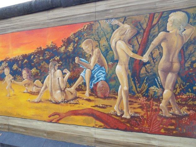 Street-art in Berlijn