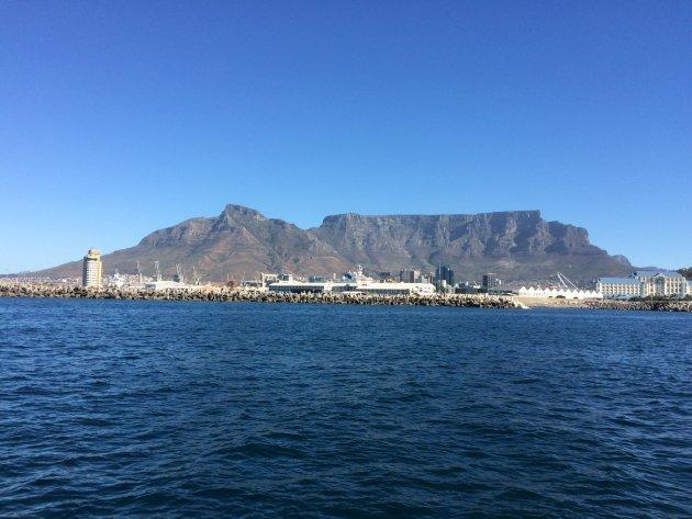 Kaapstad is het!