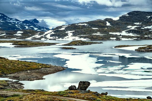 Zomer in Noorwegen