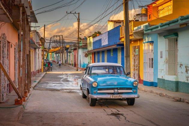 Wat rondhangen in Trinidad