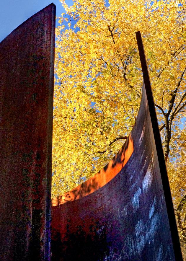 Richard Serra in Oslo