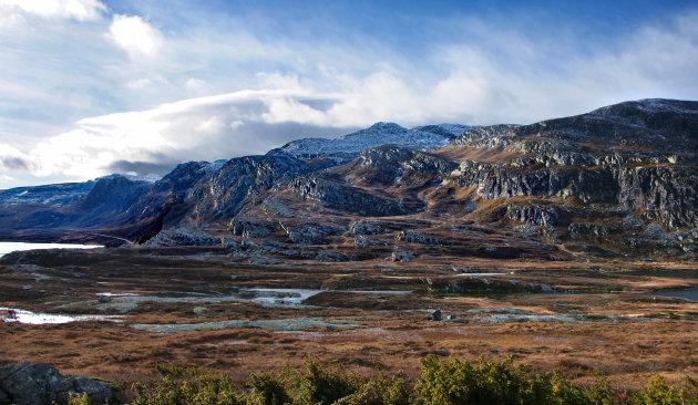 Het ruige Noorwegen