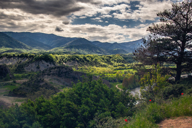 Onderweg in Aragon