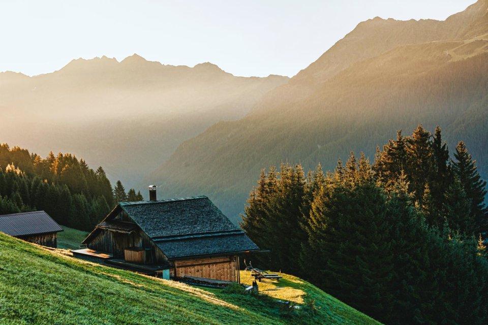 Tirol & Vorarlberg, Oostenrijk