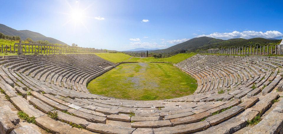 Kalamata, Griekenland