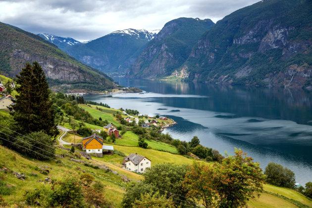 De Fjorden ontdekken