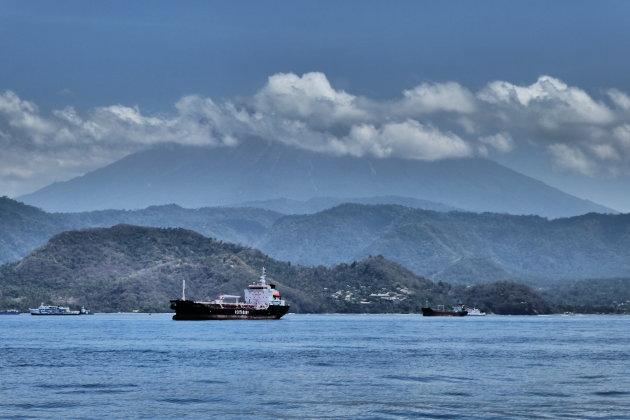 Varen van Bali naar Lombok in opperste vakantiestemming