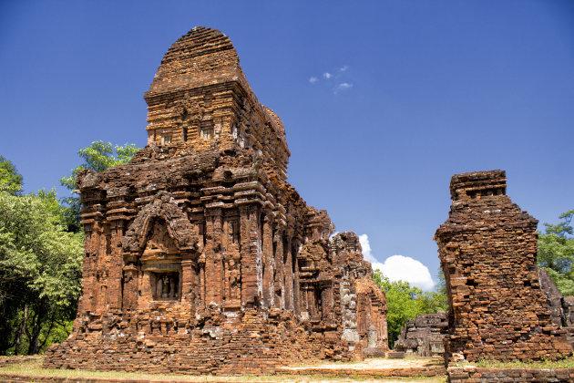 Cham tempels