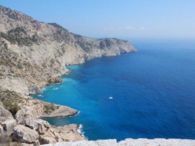 De rustige kant van Ibiza