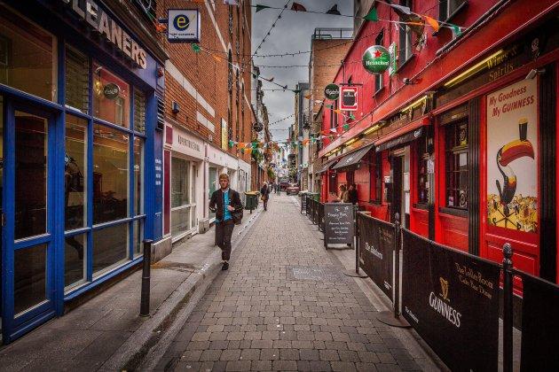 De zuipstraatjes van Dublin
