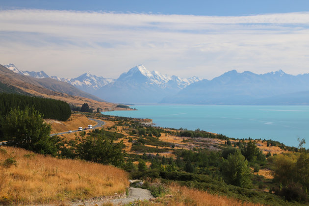 Mount Cook Paradijs