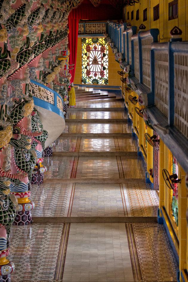 Cao Dai tempel complex