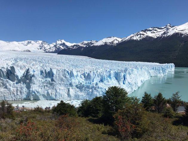 Een van de mooiste gletsjers ter wereld