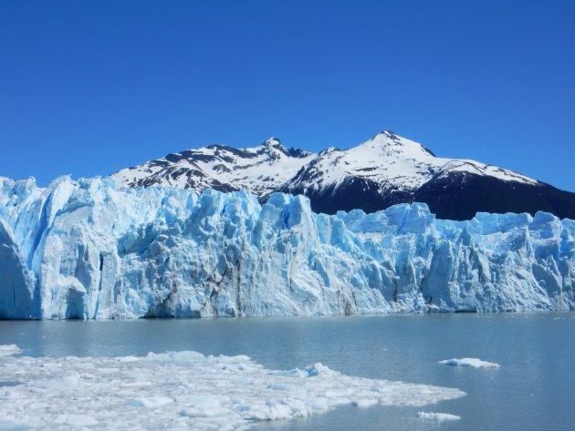 Boottocht tot aan de Perito Moreno Gletsjer