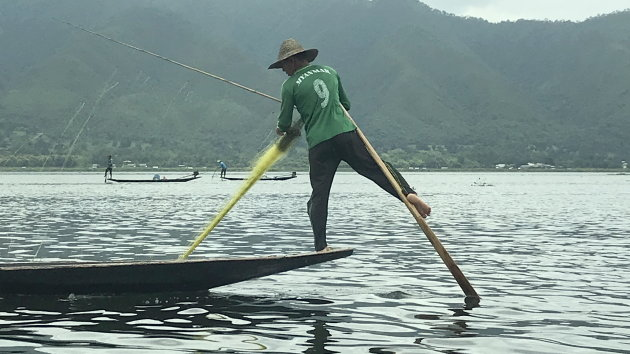 Inle-style