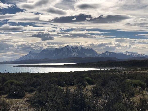 Op weg naar Torres del Paine