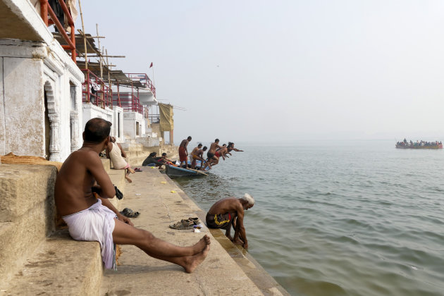 Heilige Ganges