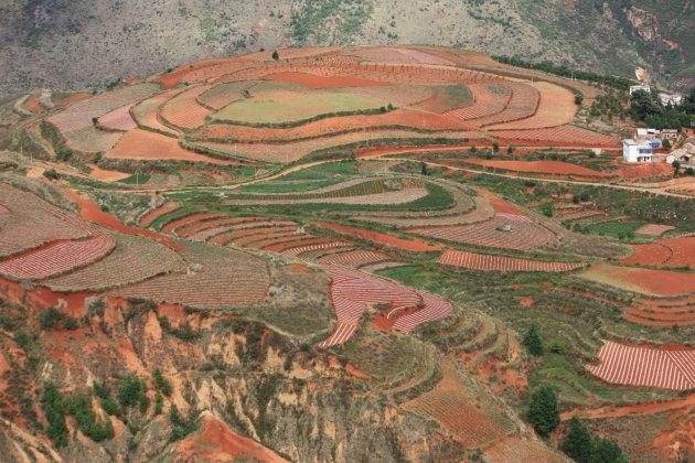 Rode Aarde van Dongchuan