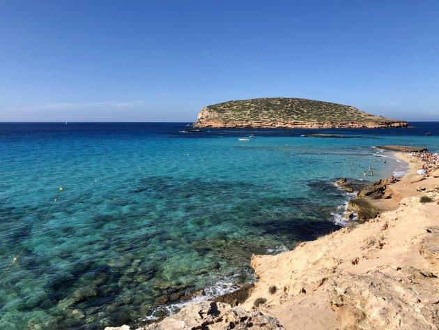 Verborgen strandjes op Ibiza