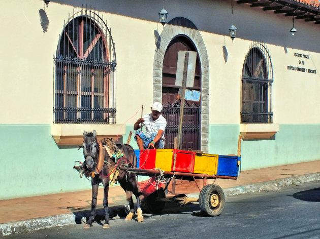 verkeer in Leon
