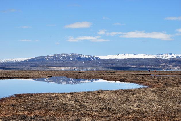 Ongerept IJsland