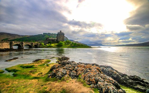 Het meest gefotografeerde kasteel