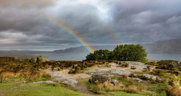 Het land van de regenbogen
