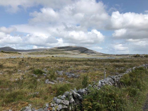 Burren National Park in Ierland
