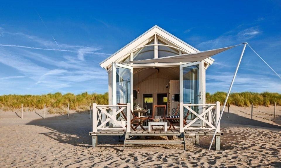 Tiny strandhuis_Zuid-Holland_Nederland_HaagseStrandhuisjes
