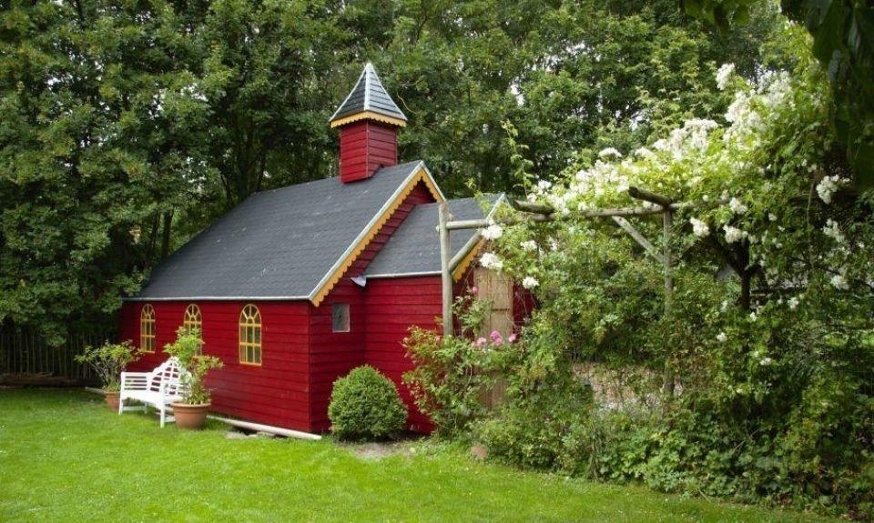 Tiny kapel_Het Kleine Paradijs_Friesland_Nederland