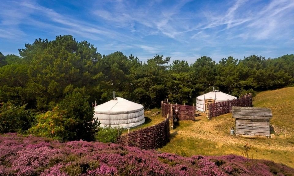 Tiny yurt_Texel_Nederland_RuudBaan