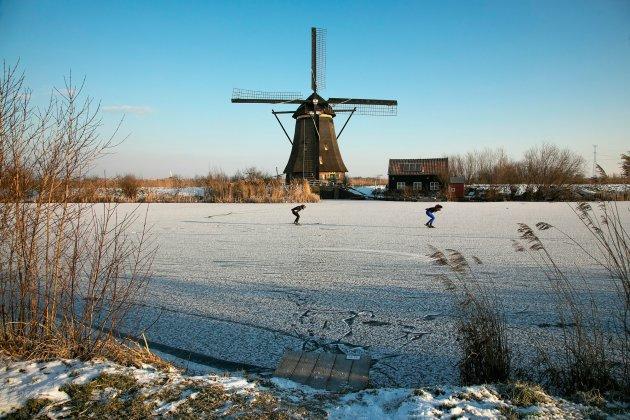 Kinderdijk Winterpret