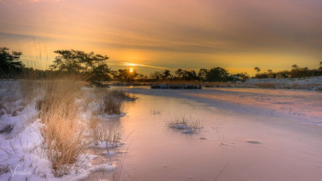 Sunrise in Quin Maasduinen