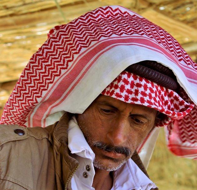 Bedoeïen in Waidi el Ain