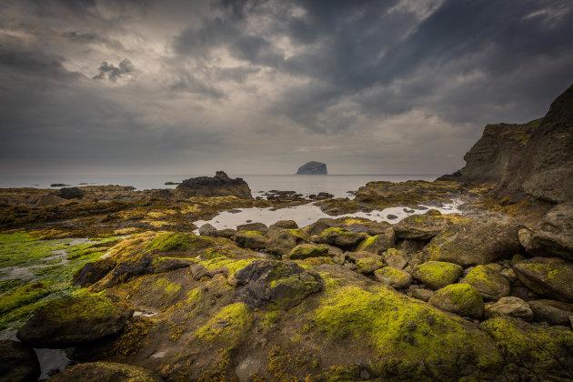 Het strand van North-Berwick