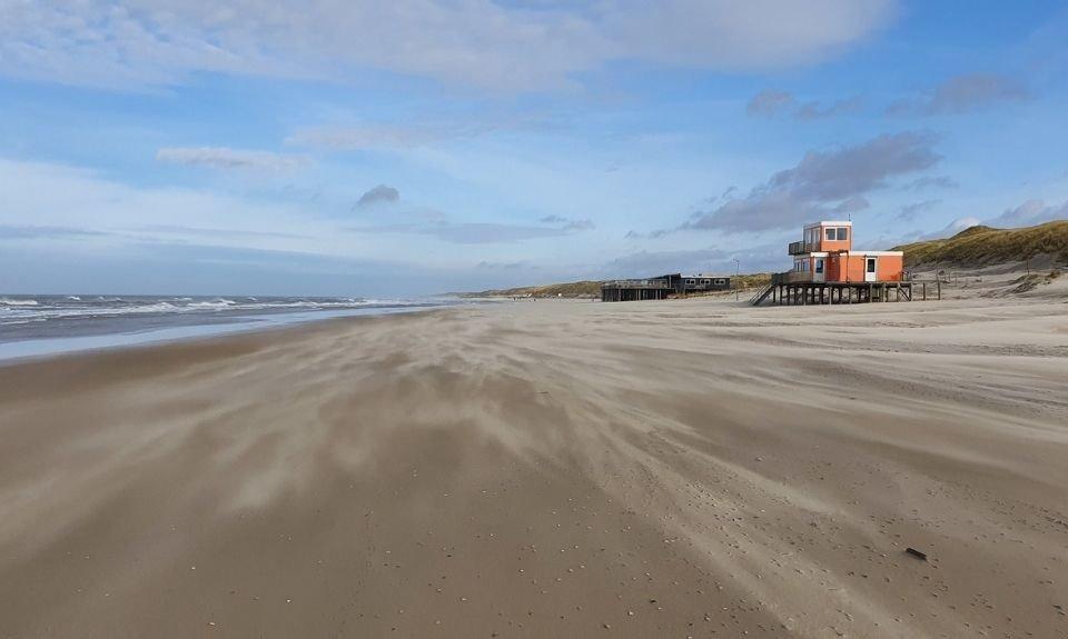 De kop van Noord Holland _ zee