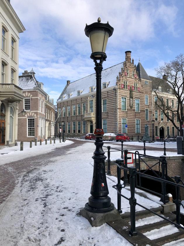 Het Pausdam in Utrecht