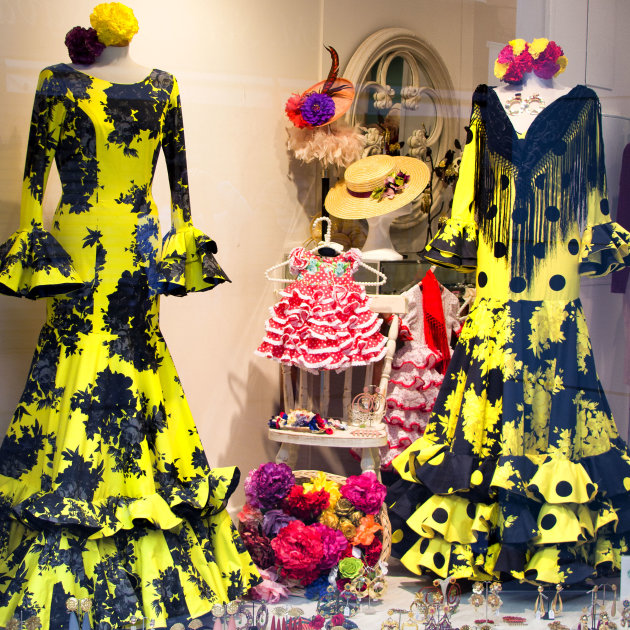 Flamenco jurken cultureel efrgoed