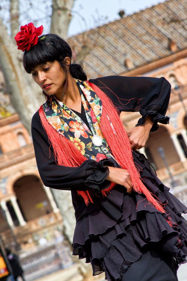 De Flamencodanseres