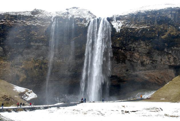 Waterval Seljalandsfoss