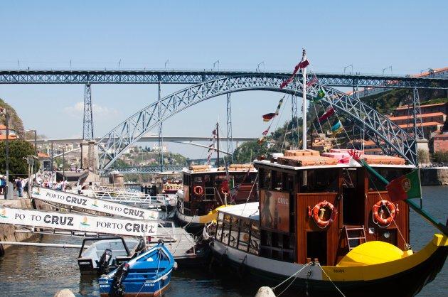 Ponte Dom Luís I of de Ponte Maria Pia?