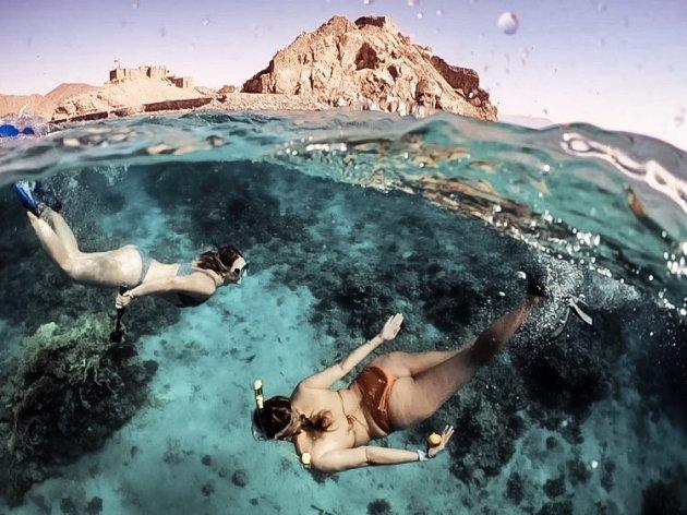 Snorkeltrip in Taba