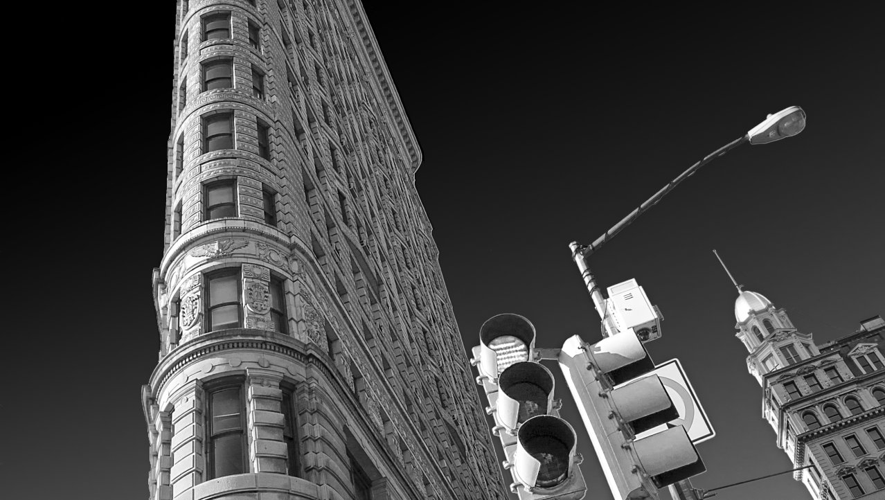 Verenigde Staten, New York, Flatiron Building
