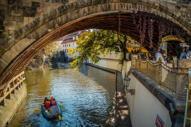Varen in Praag