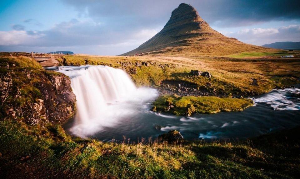 Snaefellsjökull-Ijsland